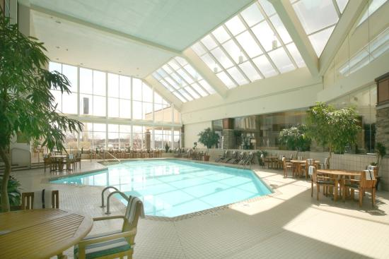 Crowne Plaza Hotel Madison Indoor Swimming Pool Picture Of Crowne Plaza Hotel Madison