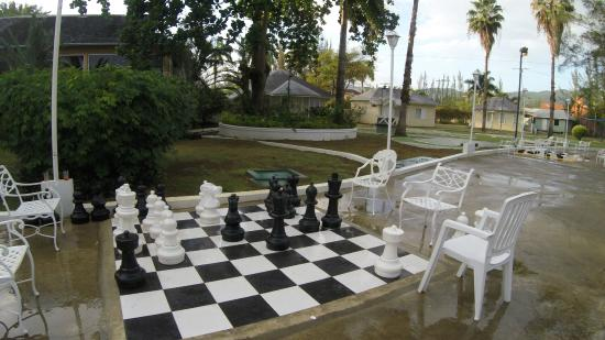 Sunset Beach Resort, Spa & Water Park: Have a game of Chess