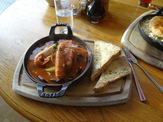 Crab & Winkle Photo: Bouillabaisse