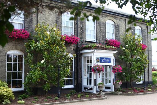 Photo of Best Western Annesley House Hotel Norwich
