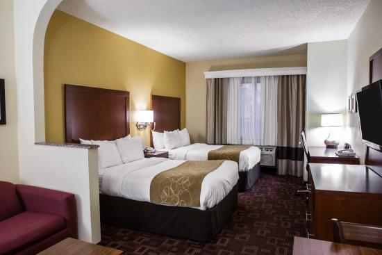 Comfort Suites - Near the Galleria
