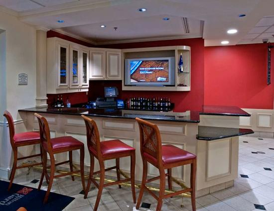 pavilion lounge picture of hilton garden inn tallahassee. Black Bedroom Furniture Sets. Home Design Ideas