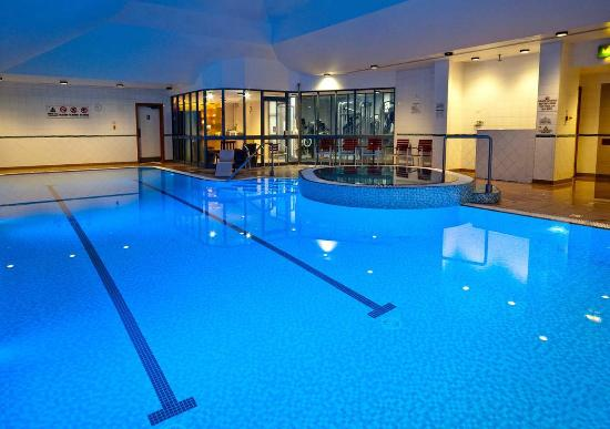 Indoor Swimming Pool Picture Of Hilton Coventry Hotel Coventry Tripadvisor