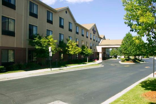 Hampton Inn Detroit Belleville