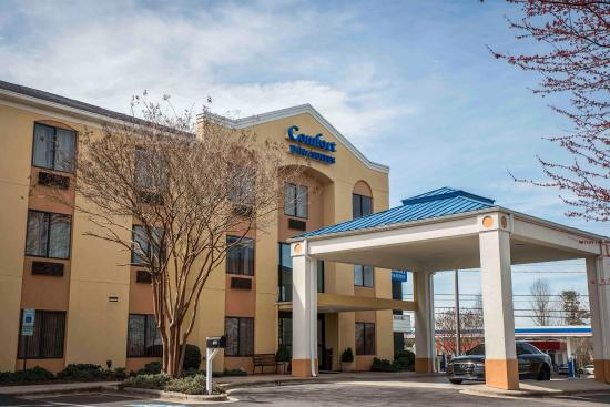 Comfort Inn Amp Suites Morganton Nc Hotel Reviews