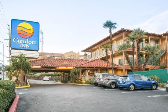 Comfort Inn Near Warner Center