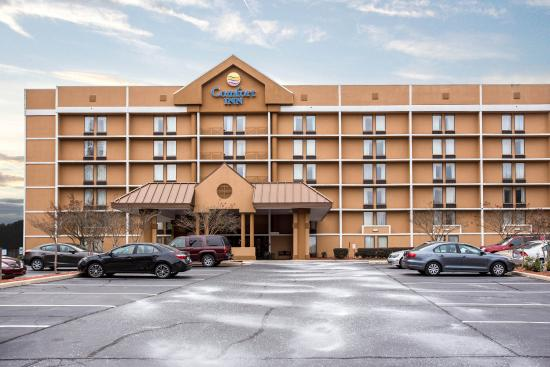 Photo of Comfort Inn Executive Park Charlotte