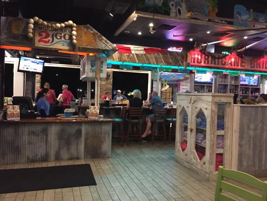 hurrican bar and grill picture of hurricane grill wings orlando tripadvisor. Black Bedroom Furniture Sets. Home Design Ideas