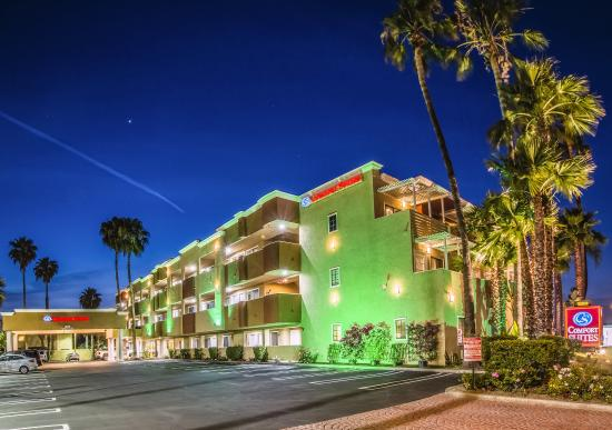 Comfort Suites Huntington Beach