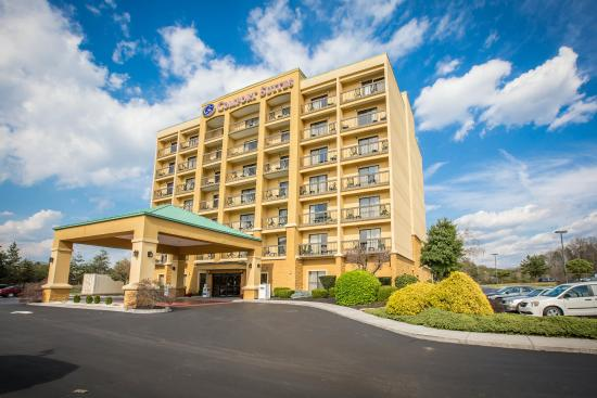 Photo of Comfort Suites Pigeon Forge