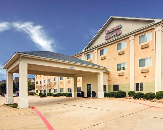 Lewisville Comfort Suites Vista Ridge Mall