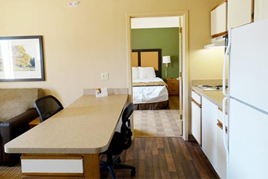 1 Bedroom Suite 2 Queen Beds Picture Of Extended Stay America Dallas Plano Parkway
