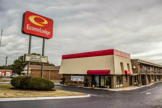 Econo Lodge Creedmoor - Butner