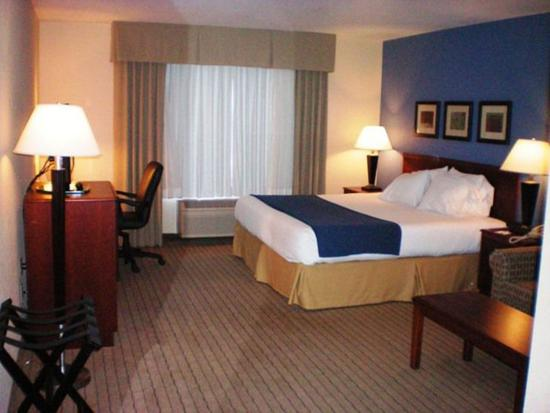 Holiday Inn Express Acme-Traverse City: Single Bed Guest Room