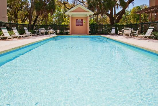 Swimming pool picture of holiday inn express fairhope for Swimming pool poker