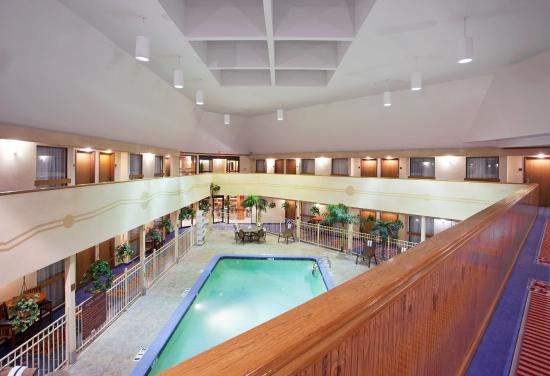 Swimming Pool Picture Of Holiday Inn Express Brighton Mi Brighton Tripadvisor