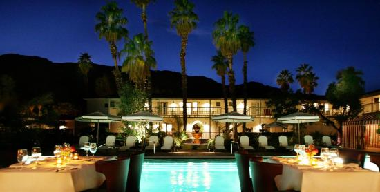 Photo of Colony Palms Hotel Palm Springs