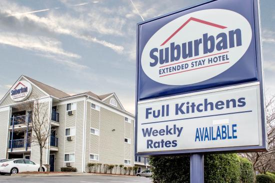 Photo of Suburban Extended Stay Hotel of Greensboro - W. Wendover