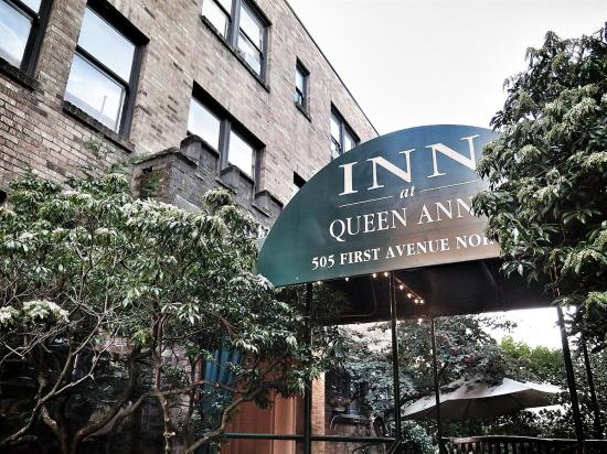 Inn at Queen Anne Hotel
