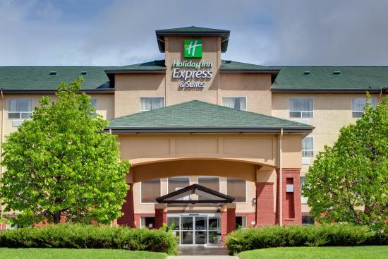 Holiday Inn Express Hotel & Suites Edmonton at the Mall