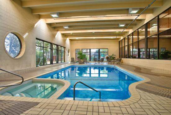Indoor Pool Picture Of Four Points By Sheraton Toronto Airport Mississauga Tripadvisor