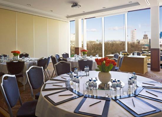 InterContinental Hotel Warsaw: Chopin Conference Room