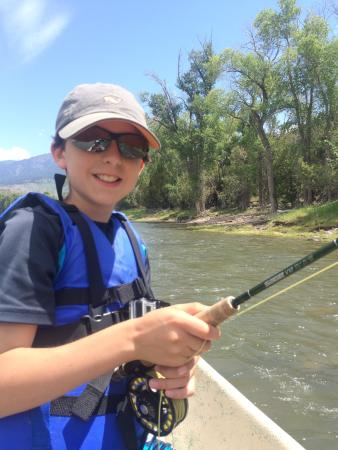 Picture of bozeman fly fishing guides and for Bozeman fishing report