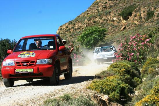 Discovery Quad-Buggy & Jeep Safaris