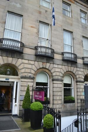 216 right opposite the lift picture of crowne plaza for 37 royal terrace edinburgh