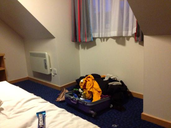 Travelodge Bournemouth Hotel: Номер Double