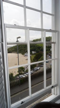 Sea view from room picture of 27 the terrace st ives for 27 the terrace st ives cornwall