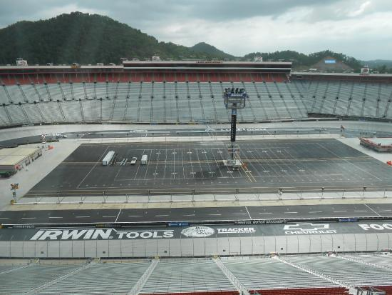 View From A Suite Picture Of Bristol Motor Speedway