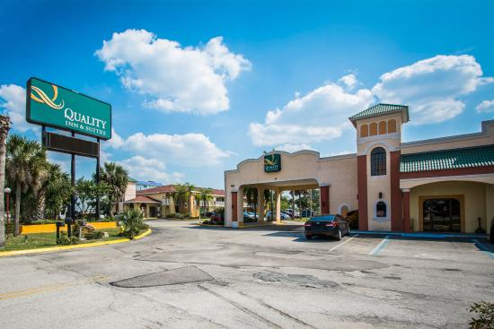 Photo of Quality Inn & Suites Eastgate Kissimmee
