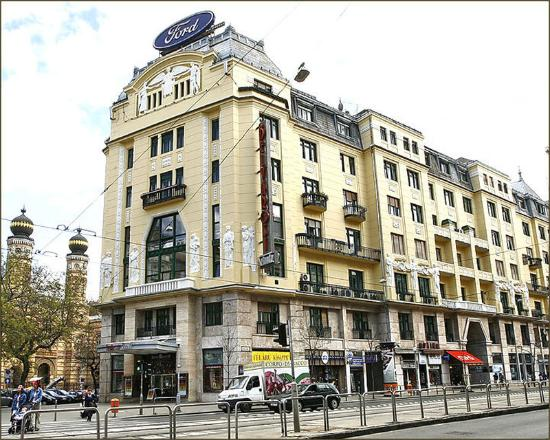 Budapest City Central Hotel