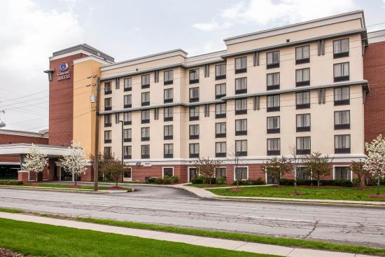 Photo of Comfort Suites City Centre Indianapolis