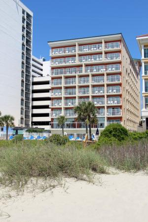 3 Palms Oceanfront Myrtle Beach