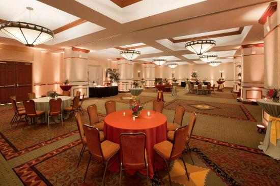 Ballroom Picture Of Hilton Garden Inn Richmond Downtown Richmond Tripadvisor