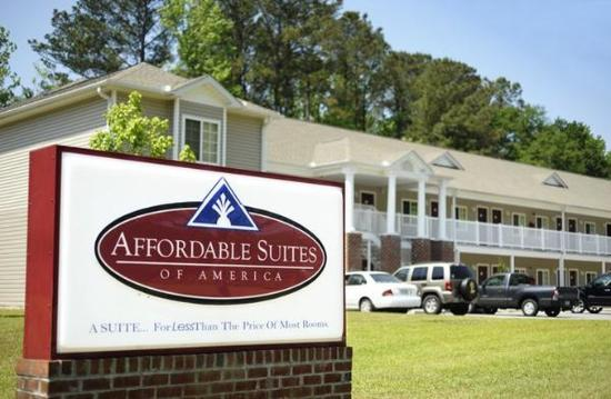 Photo of Affordable Suites of America, Greenville