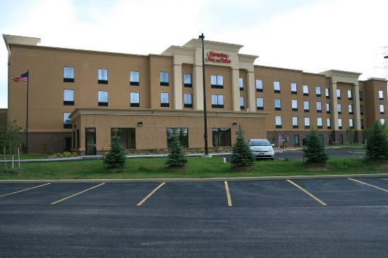 Hampton Inn & Suites Cleveland-Mentor: Welcome