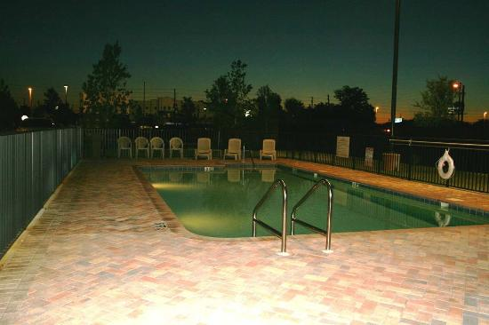 Port Richey, Φλόριντα: Outdoor Pool