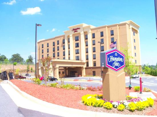 hampton inn covington ga hotel reviews tripadvisor. Black Bedroom Furniture Sets. Home Design Ideas