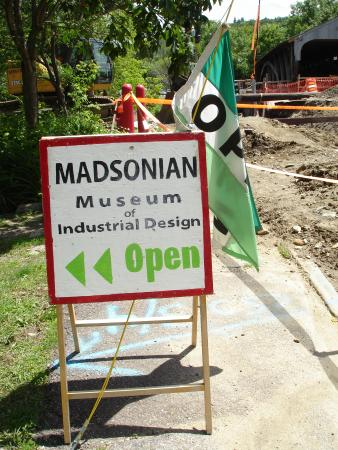 Madsonian Museum of Industrial Design