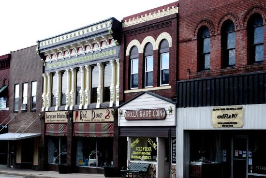 Downtown Rolla