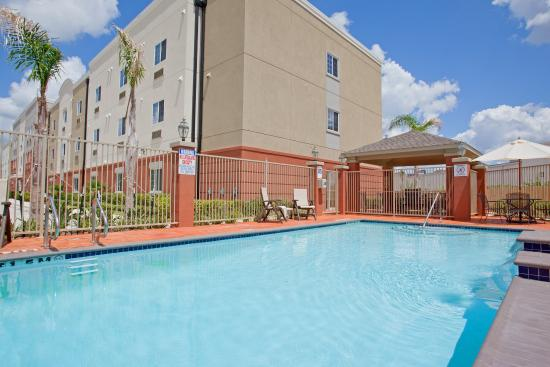 Swimming Pool Picture Of Candlewood Suites Houston Nw Willowbrook Houston Tripadvisor