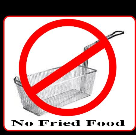 No Fried Food Picture Of Sharks Seafood Bar And Steamer