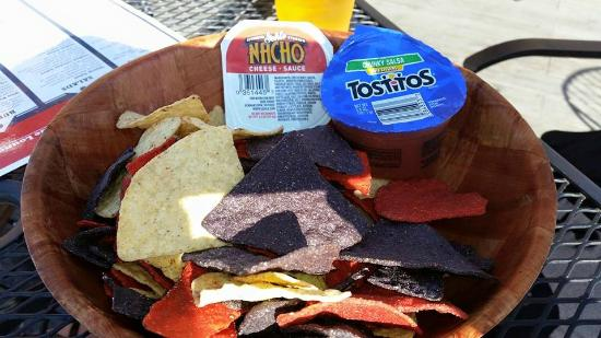 Breezy Point, MN: Chips and Salsa?