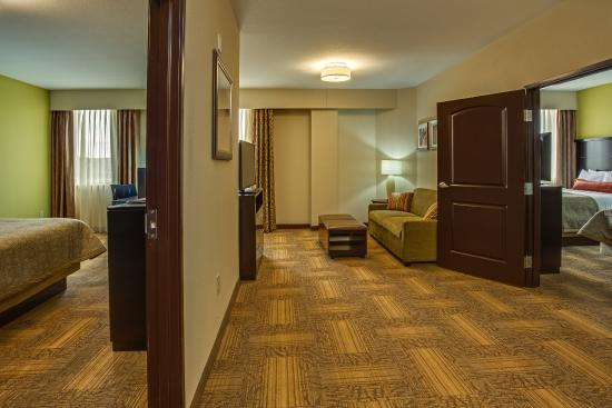 staybridge suites atlanta airport two bedroom suite non smoking