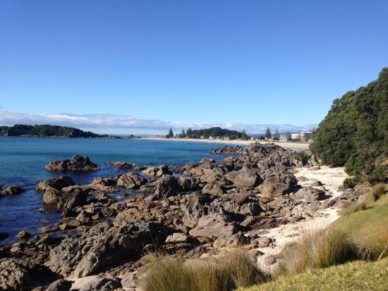 Mount Maunganui, نيوزيلندا: One of the many views