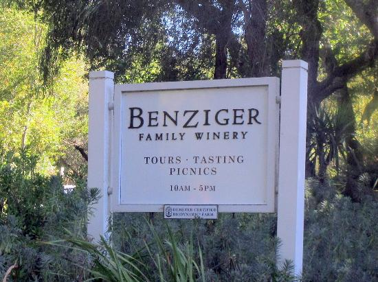 the benziger family winery case Case abstract matt atkinson, ranch manager at benziger family winery, was overseeing the development of the winery's environmental management system (ems.
