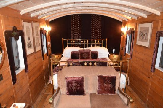Vine house boutique hotel room 57 picture of the hoste for Best boutique hotels east anglia